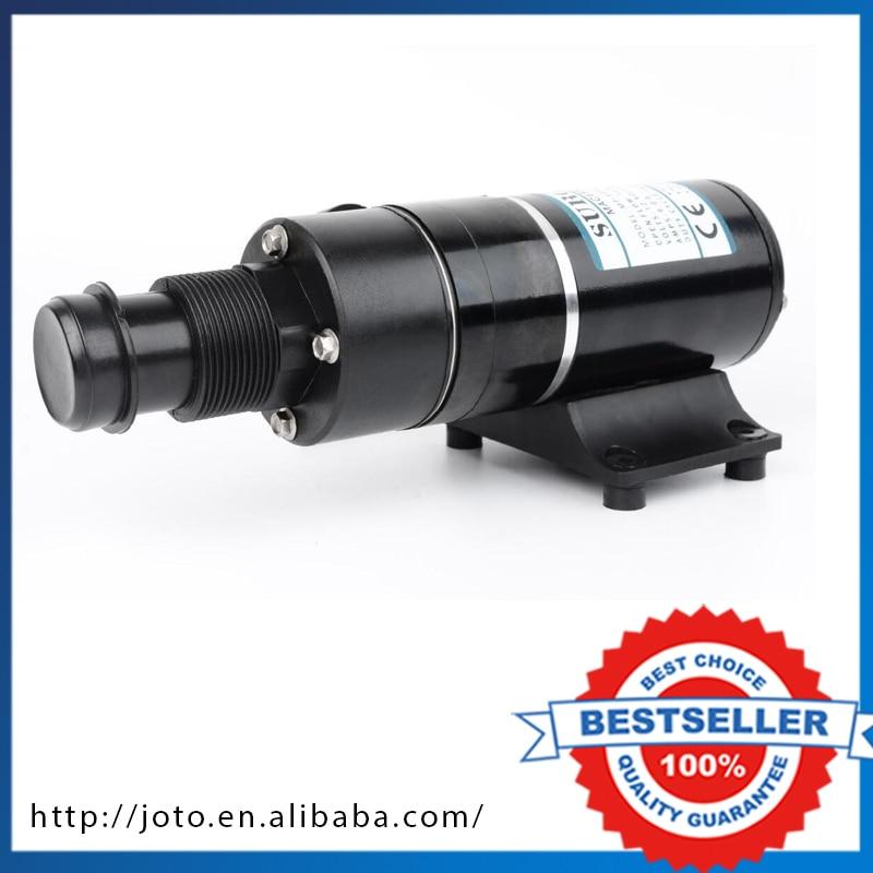 12V/24V 45L/min RV Dirty Water Pump Trash Mashed Toilet Sewage Pump For Waste Processor wavelets processor