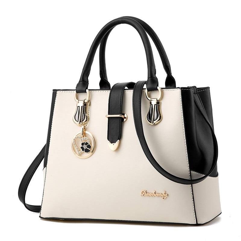 Ženske torbe Luksuzne torbice Poznate dizajnerice Ženske Messenger Torbe Casual Tote dizajner visoke kvalitete 2018 NOVO Interijer džep džep