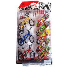 Мини-Пальчиковые скейтборды, велосипеды, игрушки для детей, подарки на день рождения, детский Пальчиковый костюм для фигурного катания, крутая забавная развивающая игрушка для малышей