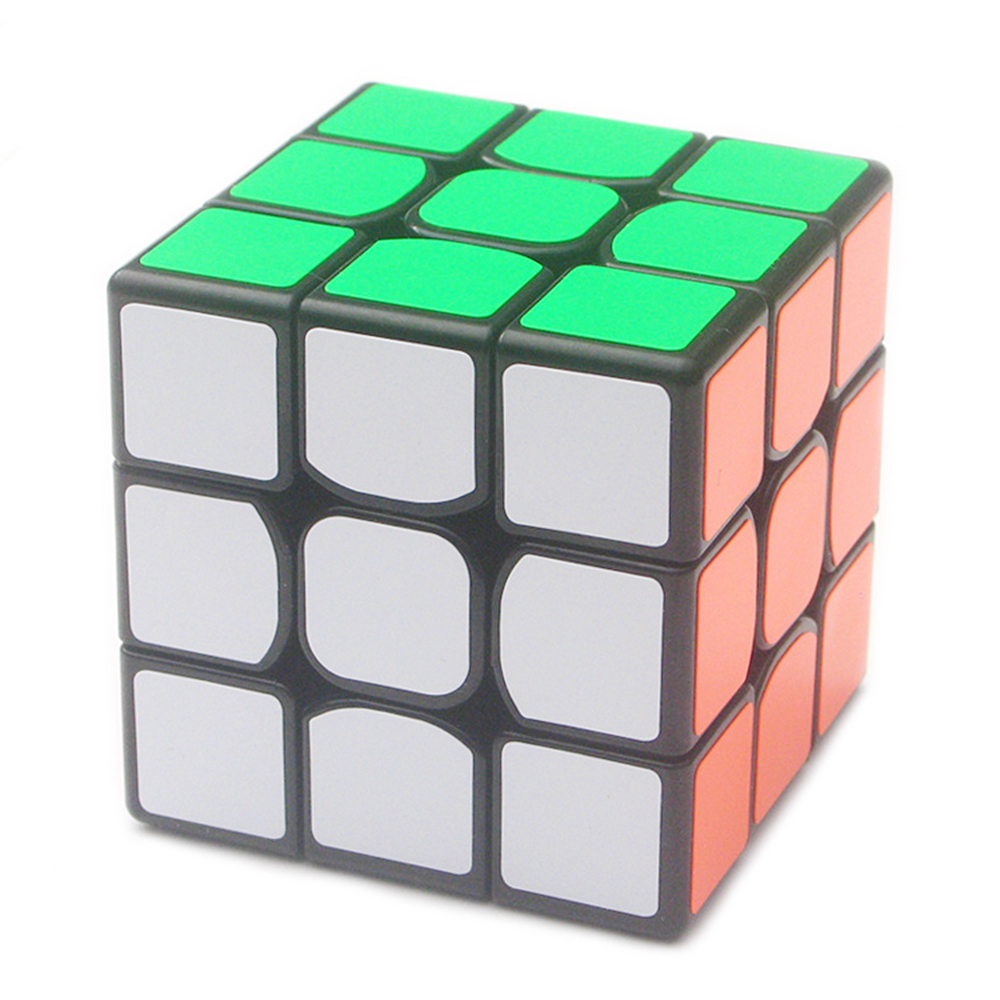 Yongjun Moyu Guanlong 3x3x3 Magic Cube Enhanced Version Speed Puzzle Game Cubes Educational Toys For Children Kid Christmas Gift