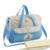 Cochecito de bebé Cochecito De Viaje Colgando Bolsas de Pañales Del Bebé Bolsas de Pañales Para Mamá Moda Mujer Bolsa De Hombro 3 Colores