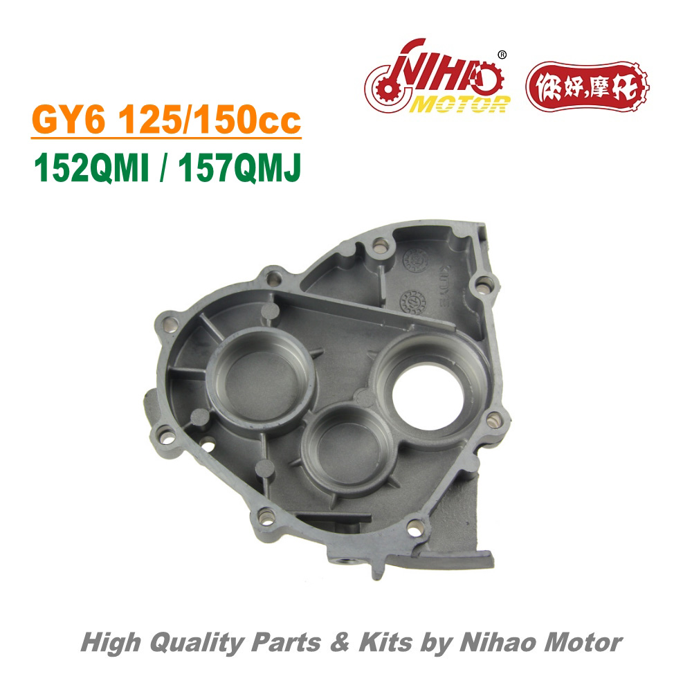 TZ-36 <font><b>125cc</b></font> 150cc Gear Box Cover GY6 Parts Chinese Scooter Motorcycle 152QMI 157QMJ Engine Spare Nihao <font><b>Motor</b></font> image
