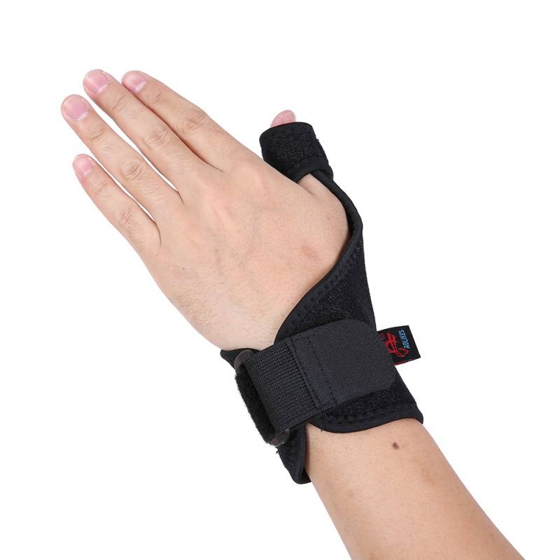 2017 1 pcs Thumb Stabilizer Wrist Brace Support Joint Pain Arthritis Relief Strap Wrap for Gym Exercise