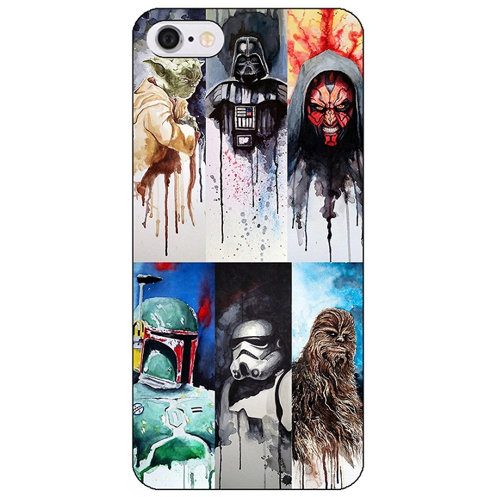 0008b8df719 Star Wars Design Phone Case for iPhone