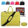Для HP ENVY x2 15 серии 15.6 '' портативный ноутбук плеча сумка молния рукав защитный чехол портфель