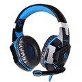 IMice Profundo Bass Auriculares Con Cable Auricular Ajustable Gaming Headset Estéreo de Sonido Con La Luz Para El Escritorio/PC Gamer LOL