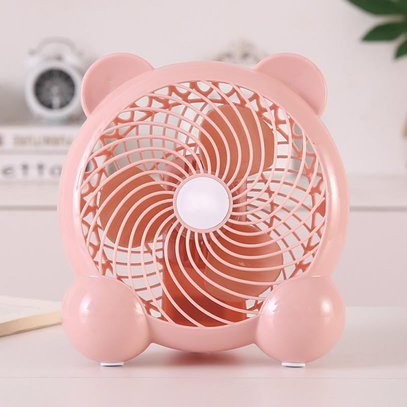 Portable Desk Fan USB Powered Desktop Cooling Fan Flexible Computer Laptop Quiet Table Fan USB Low Power Consumption ...