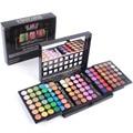 Pro 96 cores da paleta da sombra sombra cosméticos paleta de maquiagem profissional de alta qualidade