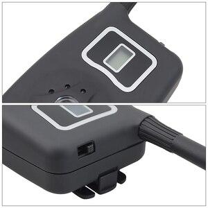 Image 5 - Bezprzewodowy Alarm zgryzowy zestaw wskaźników do połowu karpi B1203