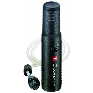 Condi katadyn emergency filter water purifier combi  -TSw1