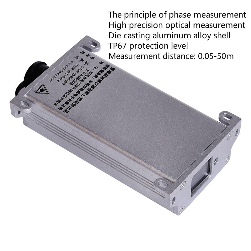 Measurement & Analysis Instruments Shenzhen Da Wei Sw-lds50a Rangefinder Module Laser Rangefinder 50 M Industrial Laser Sensor Module Exquisite Craftsmanship; Tools