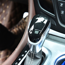 Free Shipping High quality Gear head Cover lever gear shift knob For 2014-2017 Buick ENVISION