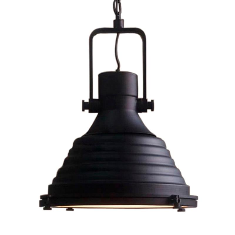 Высокое качество E26 E27 промышленные лампы Эдисона Лофт бар гостиная светильники кухня столовая лампа ретро подвесной светильник