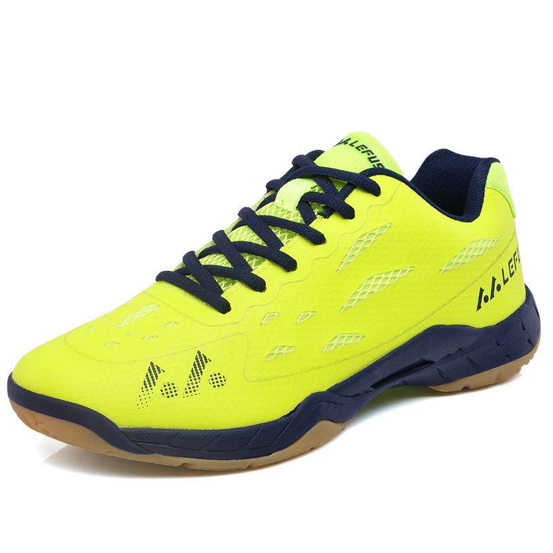 Trainers Men and Women 2018 Brand Badminton Shoes Outdoor Athletic Sport Sneakers Unisex Light Weight Table Tennis Shoes professional cushioning volleyball shoes unisex light sports breathable shoe women sneakers badminton table tennis shoes g364