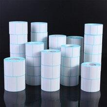 11 размер этикеток стикер s тепловой почтовый клей термоэтикетка наклейка бумага супермаркет прямой печати водонепроницаемый ярлык