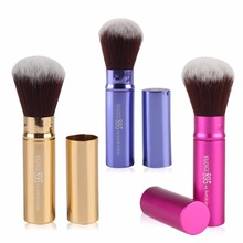 цена на 1Pc Women Powder Brush Single Soft Face Cosmetic Makeup Brush Big Loose Shape maquiagem Hot Selling