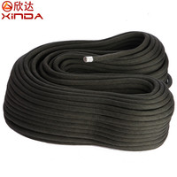 Original XINDA Durable 10mm 24KN Static Rope Safety Rope Professional Mountainneering Climbing Cord Survival Paracord