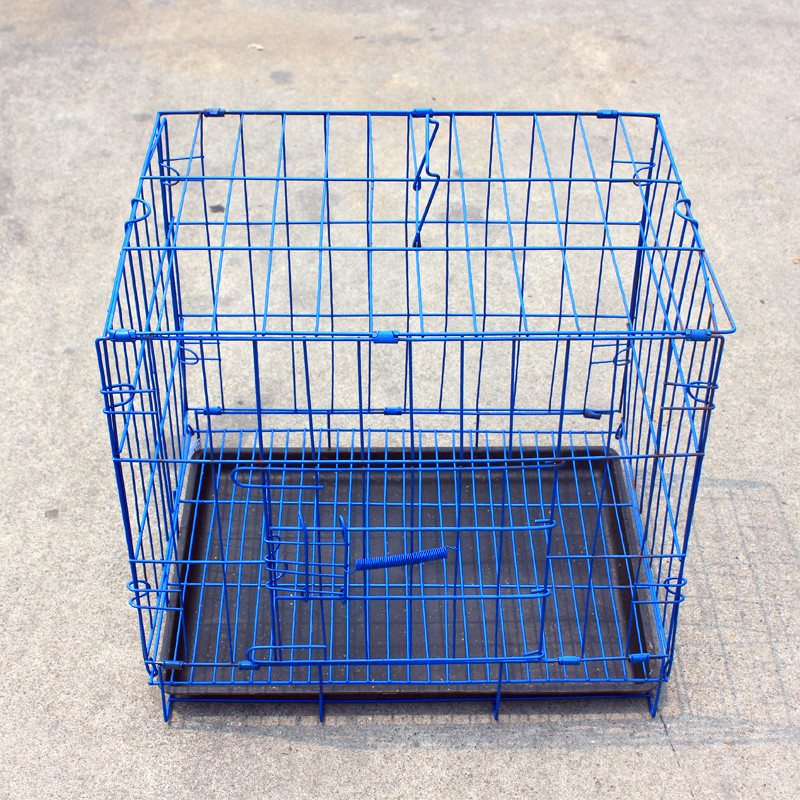 Cheap Pet Cage Folding Dog Cat Rabbit Pigeon Small Feed