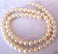 Hot sell >@@ N712 Wholesale 10 Strings! 6mm Beautiful Freshwater Pearl Top quality free shipping