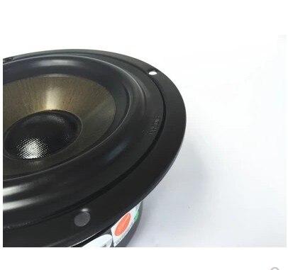 HiVi 5.5 inch bass speaker diameter 144mm 35 ~ 70 W 8 ohm voor boekenplank speaker DIY 2 stks/partij