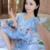 Pijama Plus Size Pijamas Mulheres Pijama Pijamas de Verão para Mulheres Shorts De Pijama Noite Terno Pijamas Pijamas Pijama Coton Femme