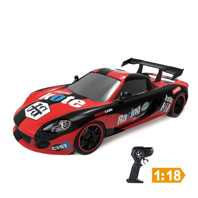 Rc Racing Car 2 4g Drift High Speed Competition Car 1 18 For Kids
