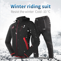 2017 Cycling Jersey MTB Mountain Bike Sport Suit Men's Sportswear long sleeves Cycling equipment Clothing Waterproof & Windproof