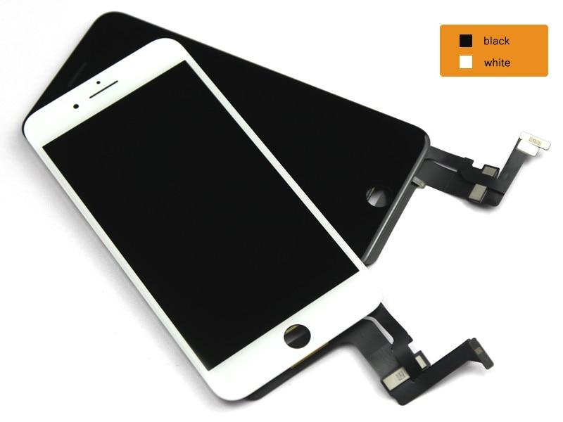 10 pcs/lot AAAAA 100% Tested Lcd Screen Display for iphone 7 plus lcd for iphone 7 plus screen for iphone 7 plus display