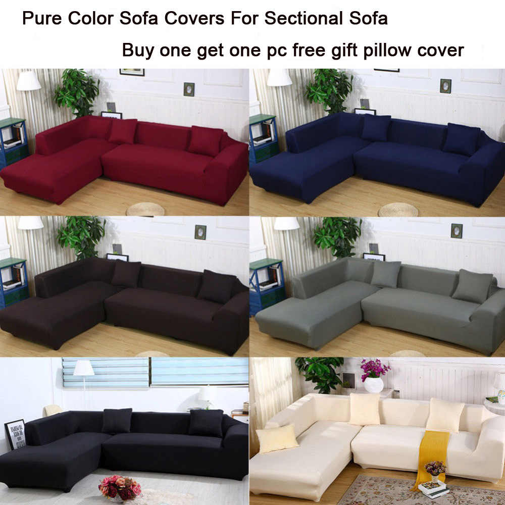 Elastic Couch Sofa Cover Loveseat Cover Sofa Covers for Living Room Sectional Sofa Slipcover Armchair Furniture Cover