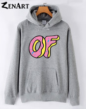 27acdc6f61ac OF Donuts Odd Future Wolf Gang Kill Them All OFWGKTA GolfWang OFWGK female  woman cotton hoodies