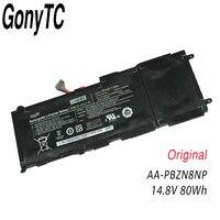 GONYTC 14.8V 80WH AA PBZN8NP New Original laptop battery for Samsung 7 Np 700 700z Np700z7c Np700z5b BA43 00318A 1588 3366
