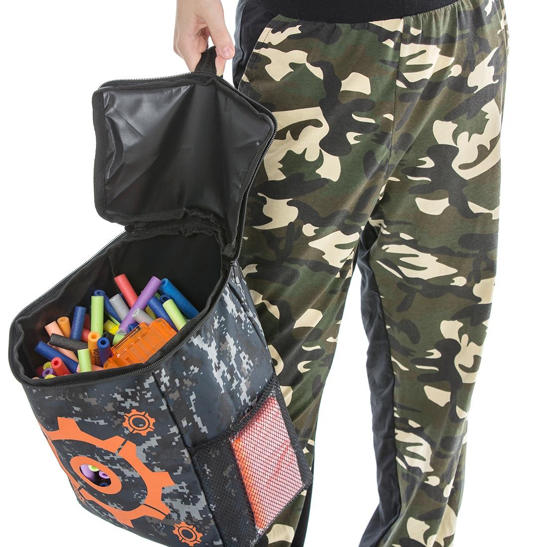 Organizer, Target, Practice, Pouch, Toys, Storage