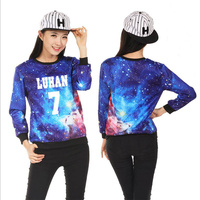 2016 new Kpop Star exo collective colored women autumn long sleeve tops exo k pop Sweatshirts jacket clothes Outerwears