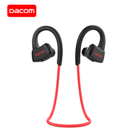 DACOM Wireless Bluetooth Headset IPX7 Waterproof Sports Headphone Built in MP3 Player Bluetooth Earphone w/Microphone for iPhone