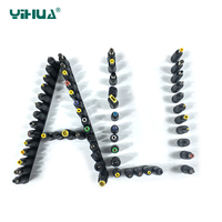 30pcs Set Universal DC Power Supply Adapter Connector Plug DC Conversion Head