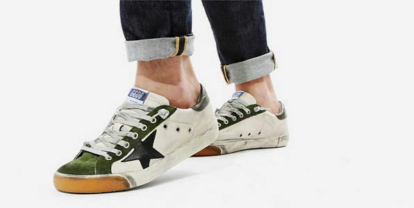 golden goose superstar homme