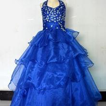 d44485d459 Buy royal blue dresses for girls and get free shipping on AliExpress.com