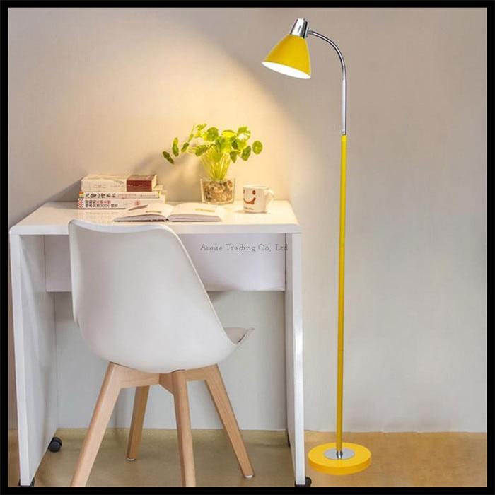 assoalho lampen loft bonito lâmpadas de assoalho nordic lâmpada