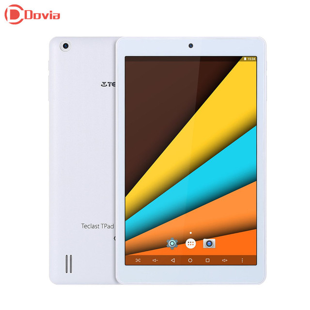 Teclast P80H 8 inch Tablet PC Android 5.1 64bit  MTK8163 Quad Core 1280x800 IPS Dual Wifi HDMI GPS 3500mAh 1GB 8GB Tablet