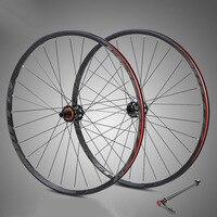 MTB Колесная M920 XD29 XC Off Горный Дорожный велосипед через колесные диски 28 отверстий AL7005 углеволоконные обода ролик 4 подшипник гонки; Велоспорт