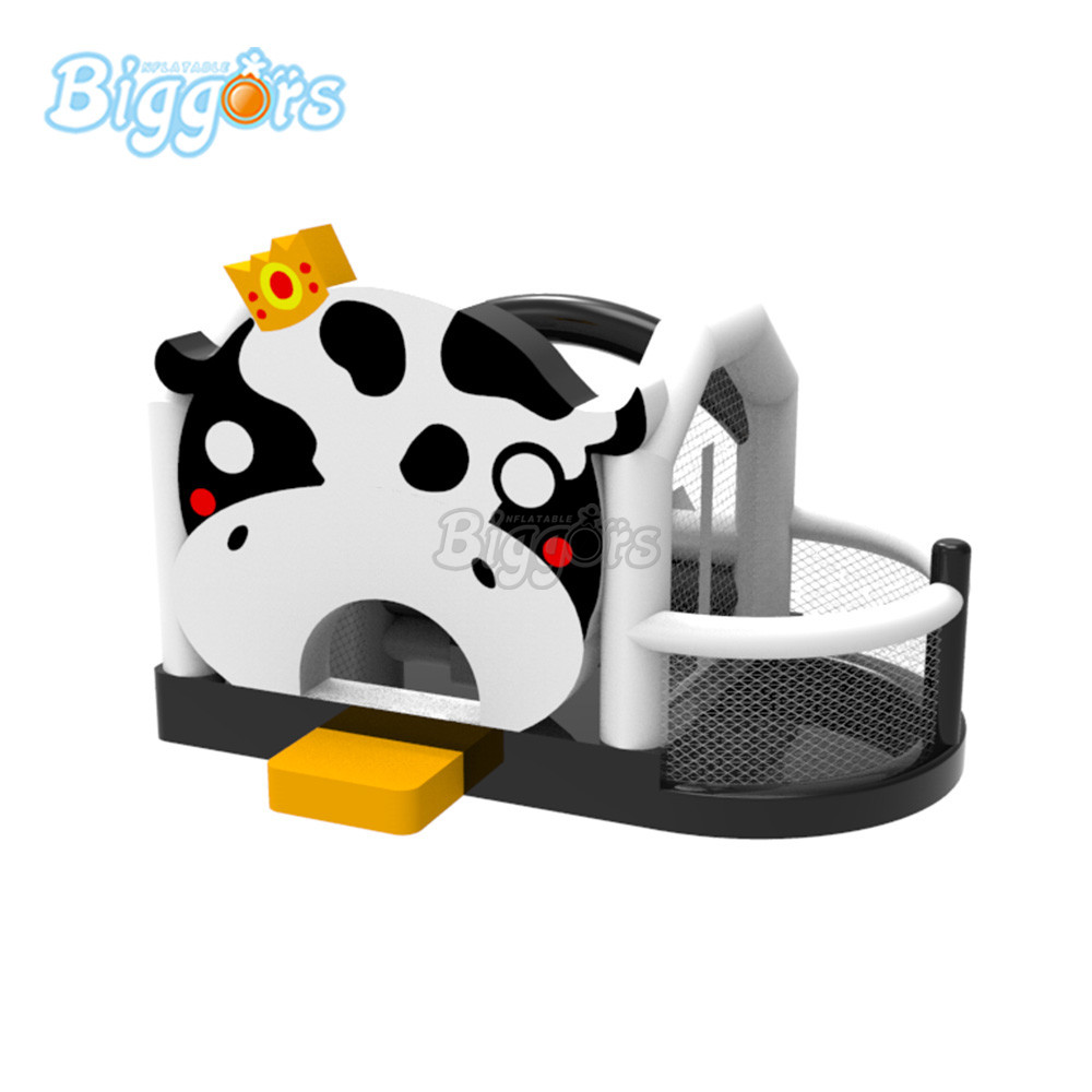 Inflatable Bouncy Castle Inflatable Cows Bouncer With Blowers tarpaulin inflatable bouncy castle bouncer for children party indoor