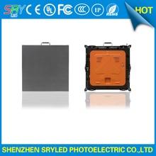 Открытый P5 ультра тонкие литого под давлением алюминия аренда светодиодного дисплея 640 мм х 640 мм