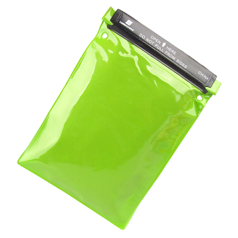 Image 2 - Portable Waterproof Bag Pouches 3Pcs/Set Green Waterproof Storage Bag for Outdoor Sports Swimming Hiking Camping Water Bag-in Water Bags from Sports & Entertainment