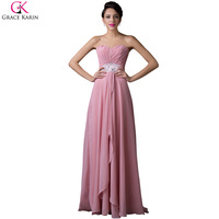 2015 Stock Hot Floor Length Long Maxi Party Gown Formal Evening Prom Dress Women Summer Celebrity