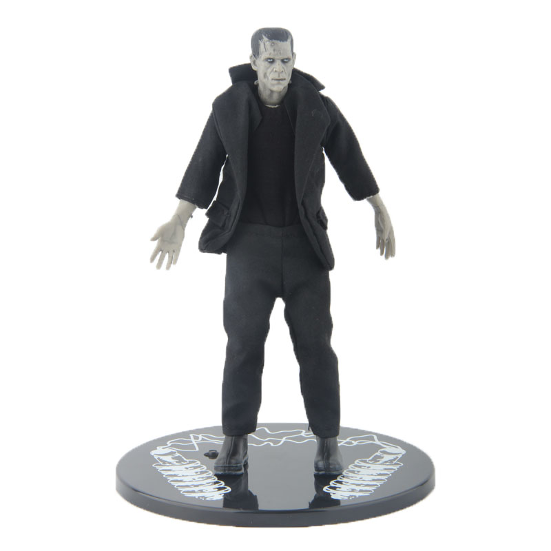 Mezco Mary Shelley's Frankenstein One:12 Collective BJD Figure Toys 16cm 6 mezco the punisher figure one 12 collective 6 action figure free shipping