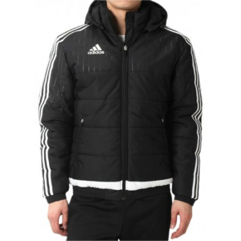 Male Jacket Adidas M64001 sports and entertainment for men sport clothes slippers adidas 288022 sports and entertainment for men