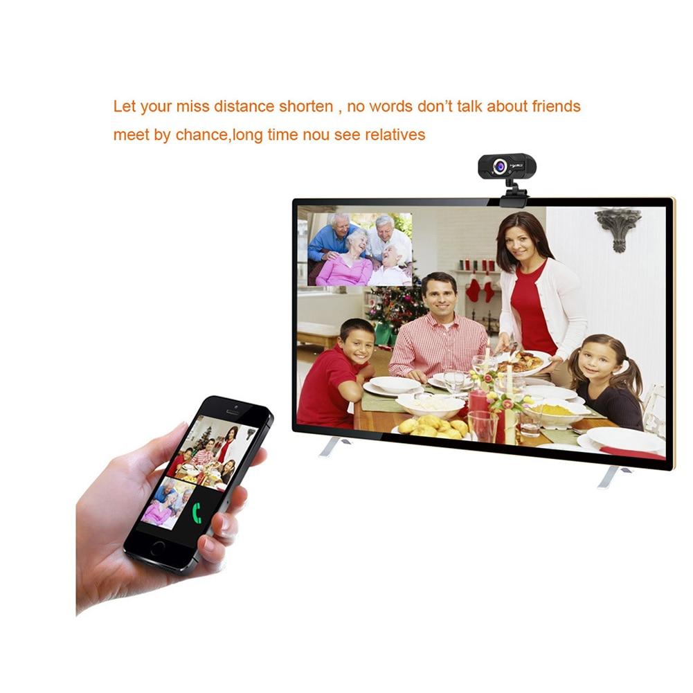 S60 1080 P HD Webcam USB écran large ordinateur Microphone caméra pour PC portable 2019new - 5