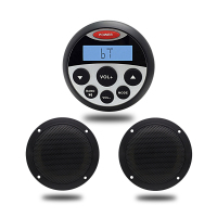 Waterproof Marine Radio Stereo SPA UTV ATV Sound System for Tractor MP3 USB Player 4 inch_200x200 marinemax marine audio&video shop cheap marinemax marine  at gsmx.co