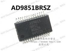 شحن مجاني 1 قطعة/الوحدة AD9851BRSZ AD9851BRS AD9851 SSOP 28 جديد الأصلي