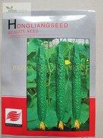 1 Original package HONGLIANG cucumber seeds, very cute fruit Cuke Seeds, Green vegetable Seeds for home garden